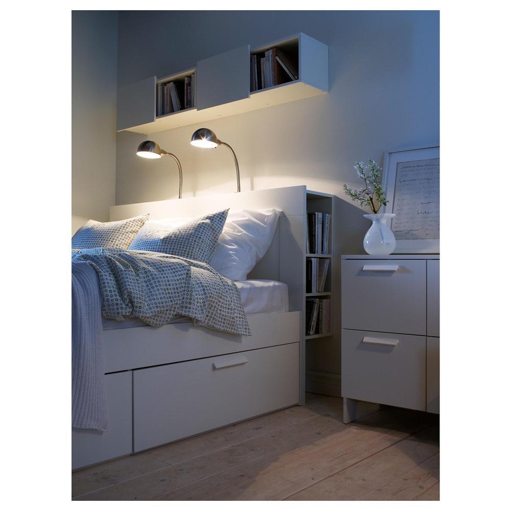 100 Génial Concepts Lit Avec Tete De Lit Ikea
