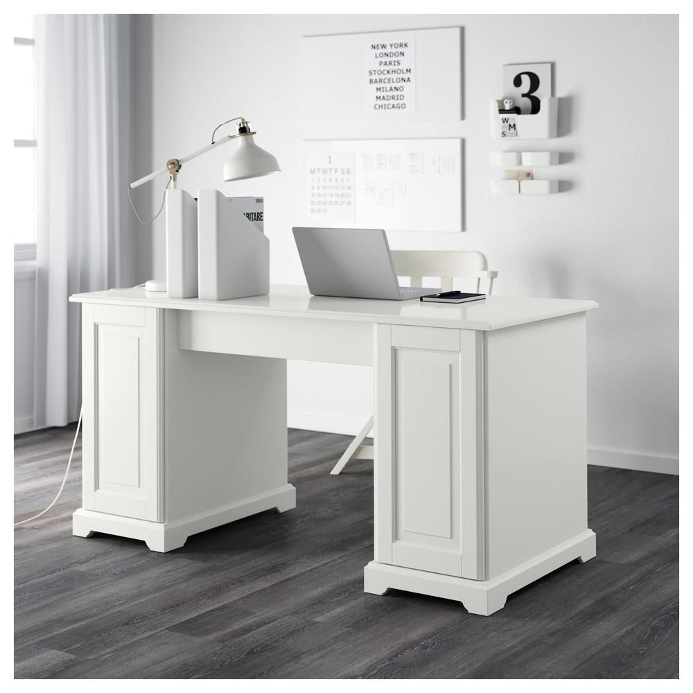 Liatorp Desk White 301 036 76 Reviews Price Where