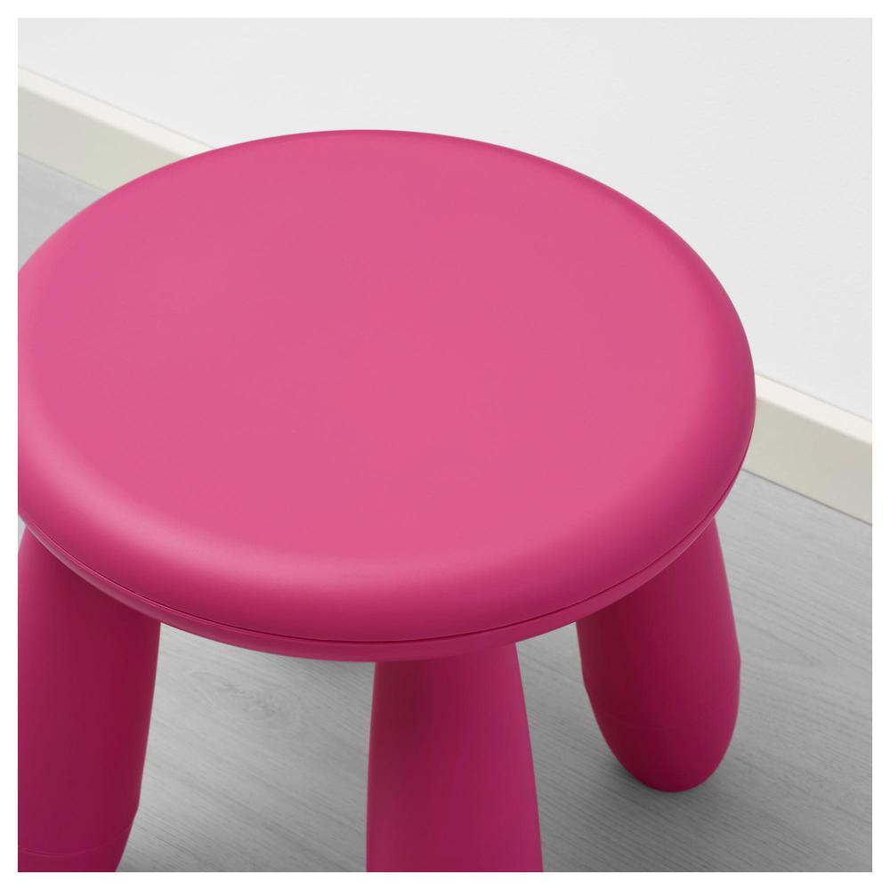 Sgabello Bambini Bagno Ikea mammut sgabello per bambini - d / casa / strada / rosa scuro