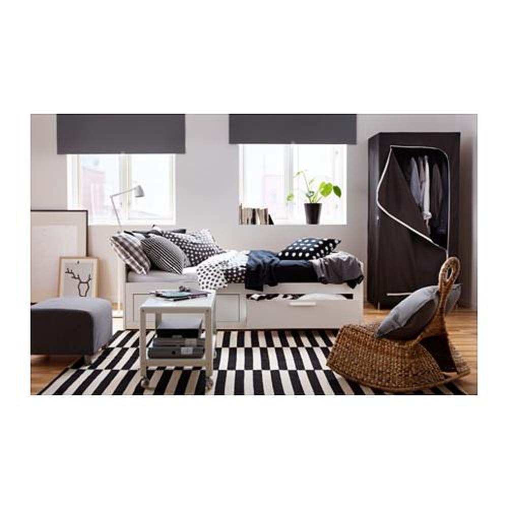 Breim Wardrobe Black 30288953 Reviews Price Where To Buy