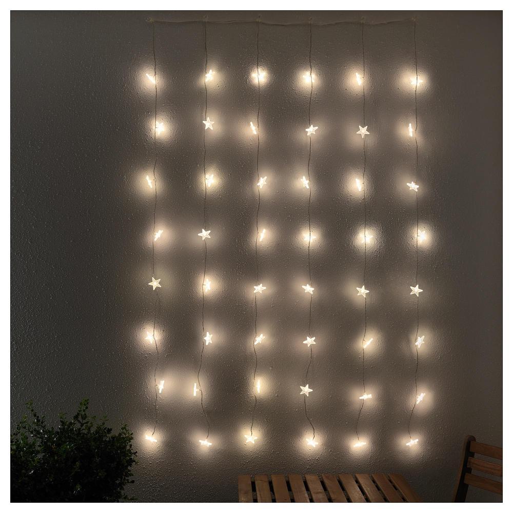 Welp STROLA Garland draperie, 48 LEDs (304.156.11) - reviews, prijs HG-59