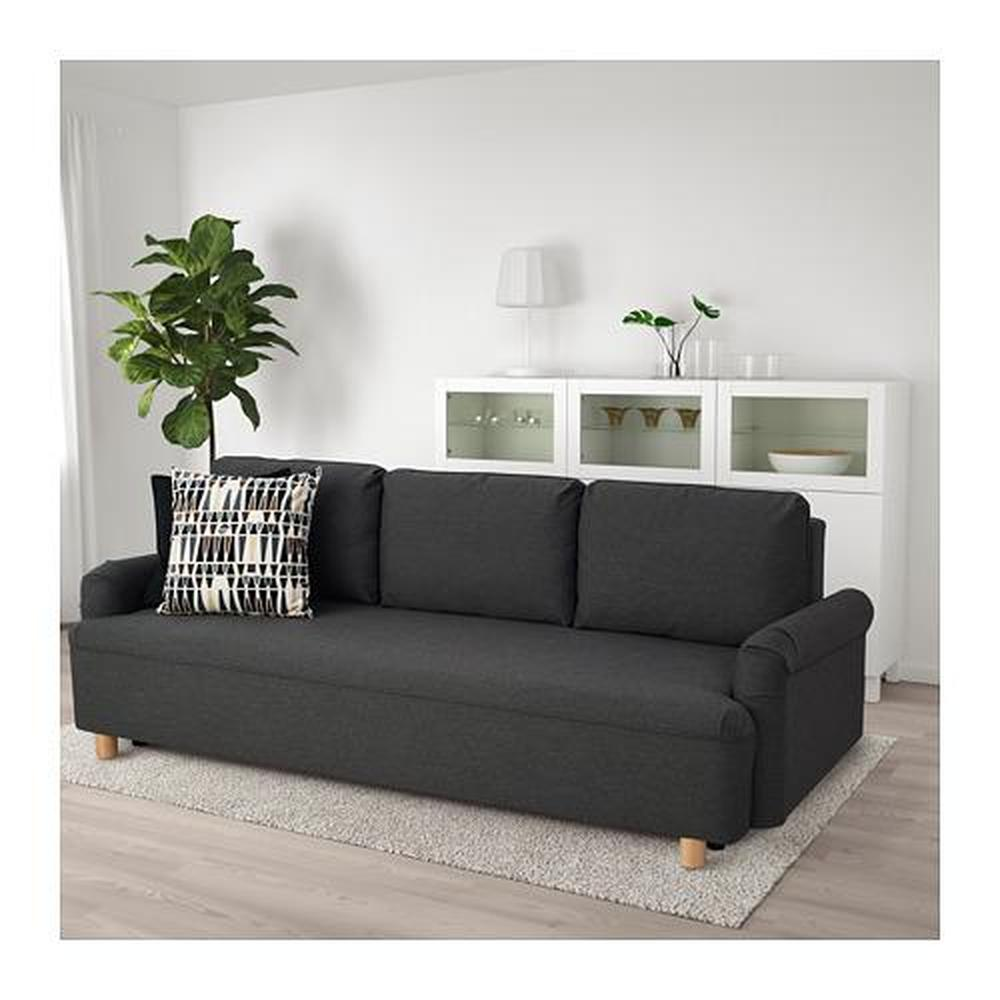 Surprising Grimhult 3 Seat Sofa Bed 304 281 14 Reviews Price Gmtry Best Dining Table And Chair Ideas Images Gmtryco