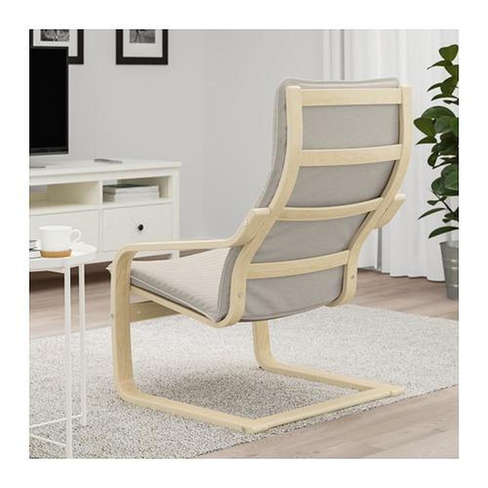 POÄNG stol (392.407.87) anmeldelser, pris, hvor du kan kjøpe