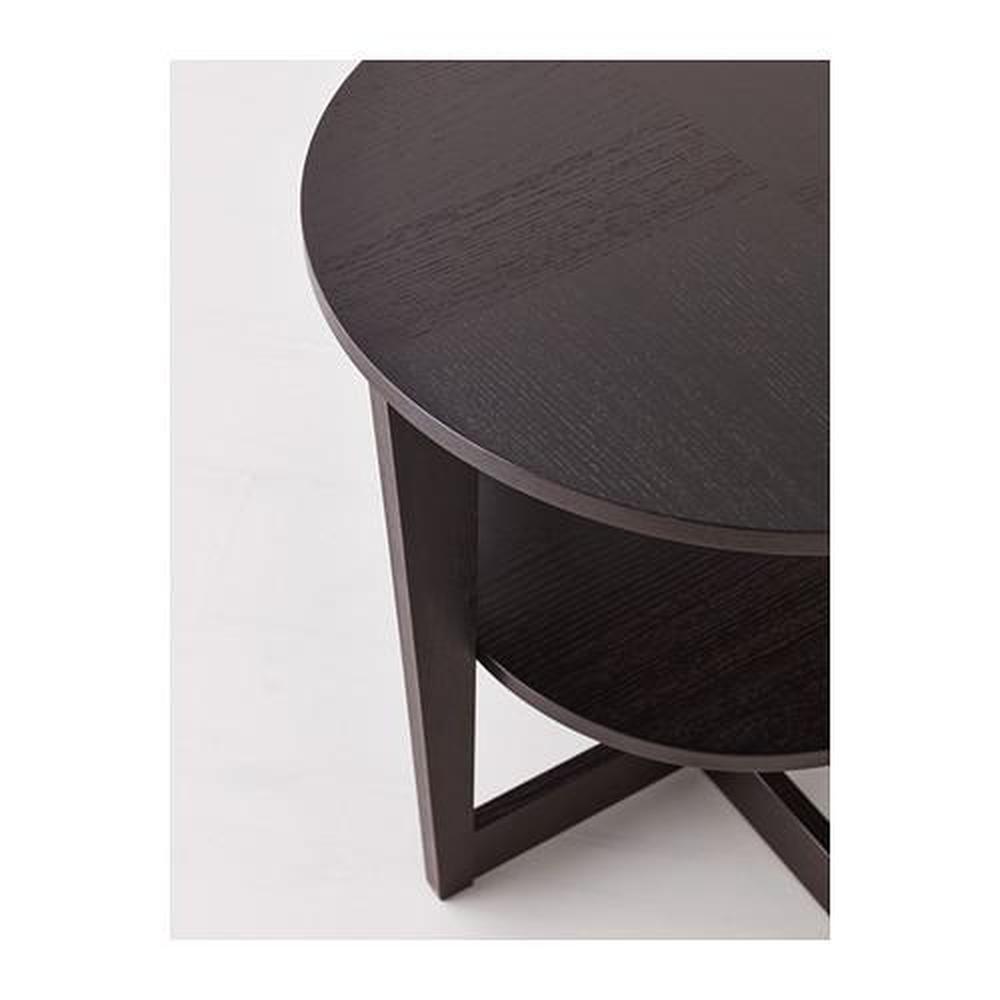 VEJMON soffbord svartbrun (601.366.80) recensioner, pris