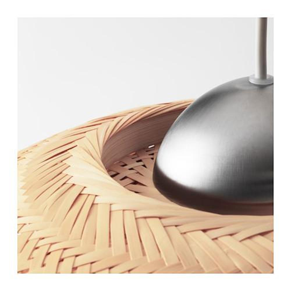 BÖJA bambu hängande lampa