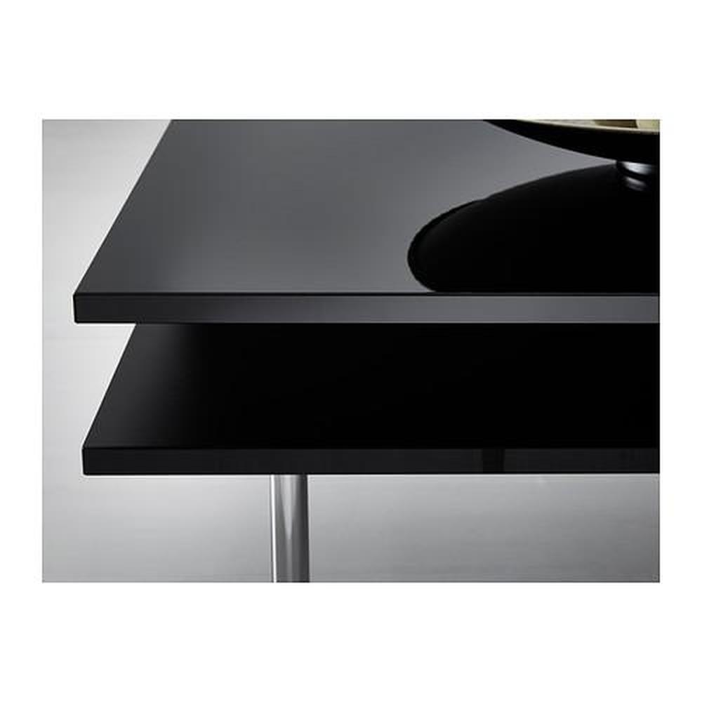 TOFTERID Coffee Table Glossy Black Reviews Price - Glossy black coffee table