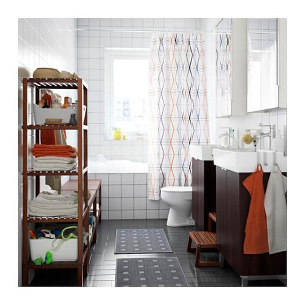 Rétroéclairage Toilette Storjorm Porte Blanc De Cm 60x14x96 Armoire 2 QtxrdshC