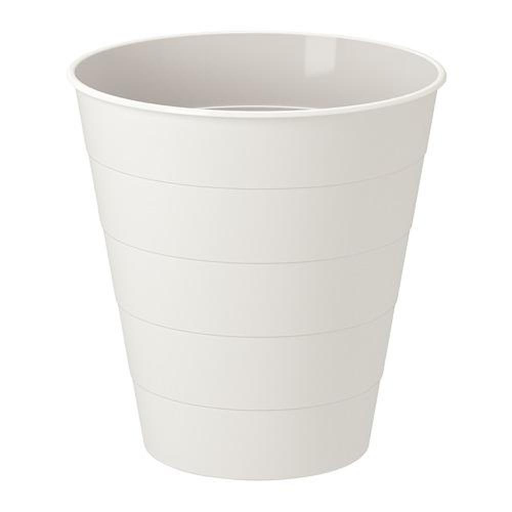 Raccolta Differenziata Bidoni Ikea bidone della spazzatura fniss bianco