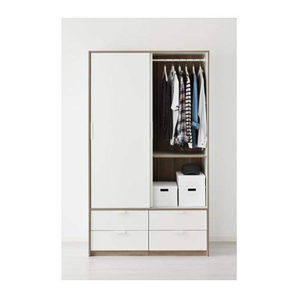 TRYSIL coulissantes box armoire à portes 4 9IWEH2YD
