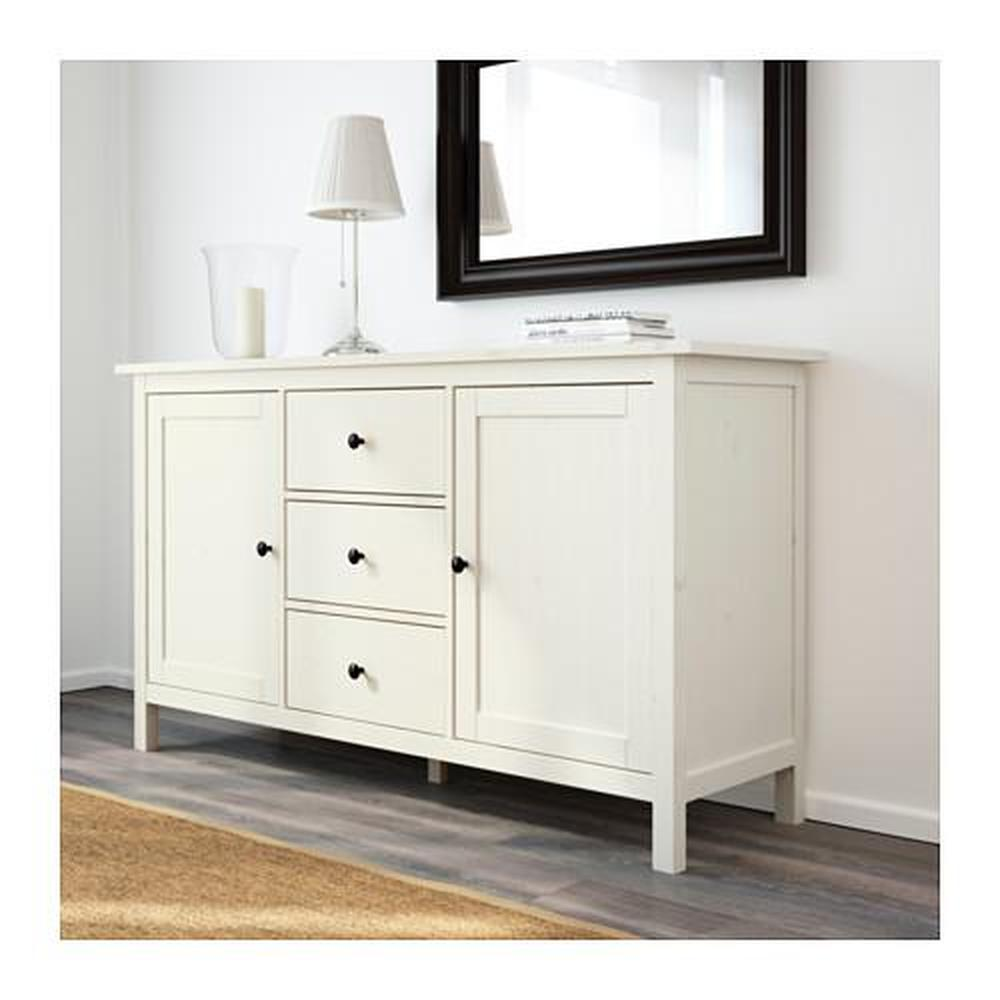 hemnes sideboard white stain reviews price where to buy. Black Bedroom Furniture Sets. Home Design Ideas