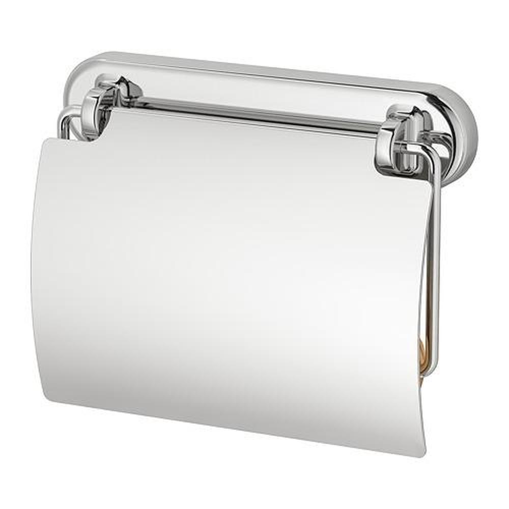 IKEA balungen Distributeur de papier toilette Chromé WC Support papier