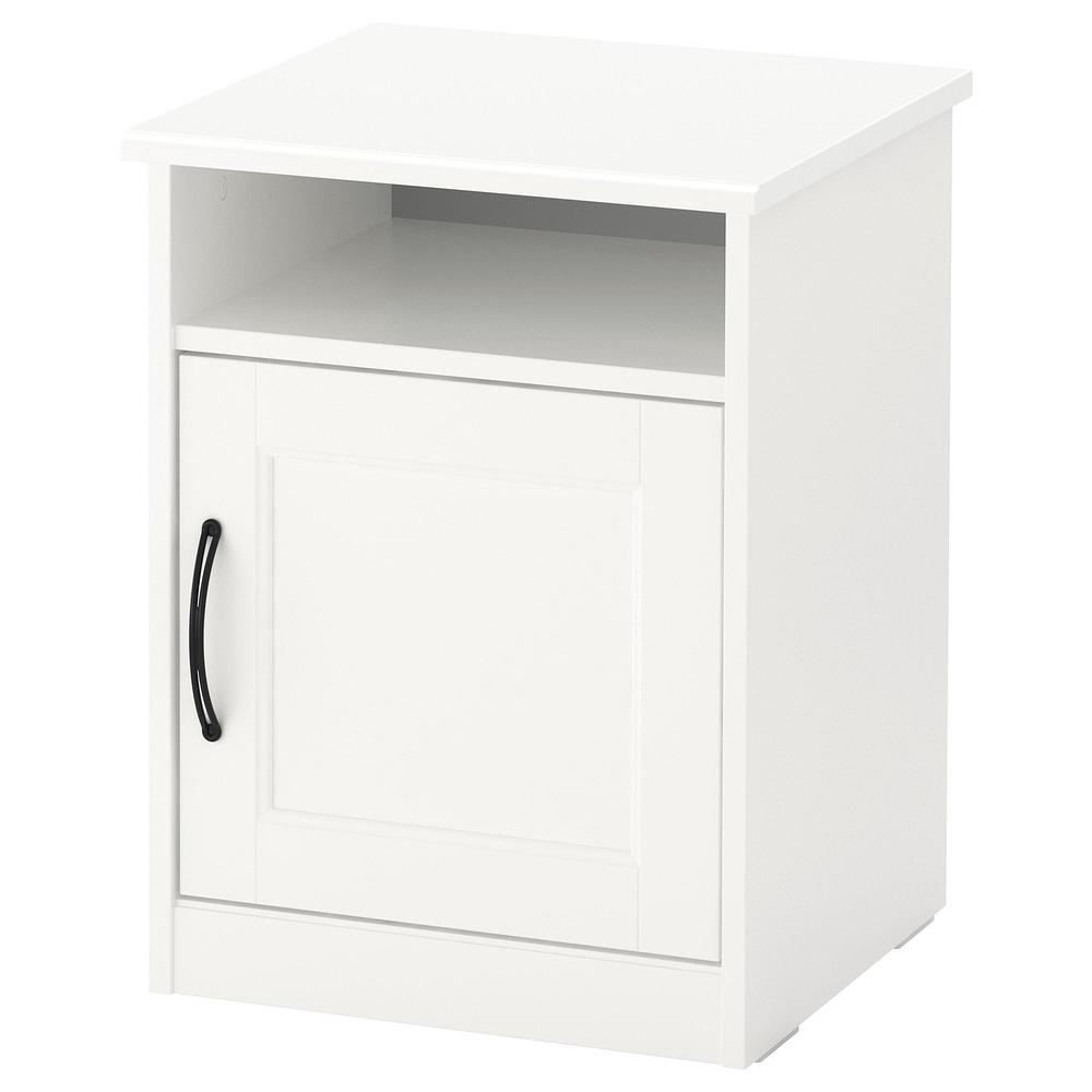 Ikea Table De Nuit table de nuit songesand - blanc