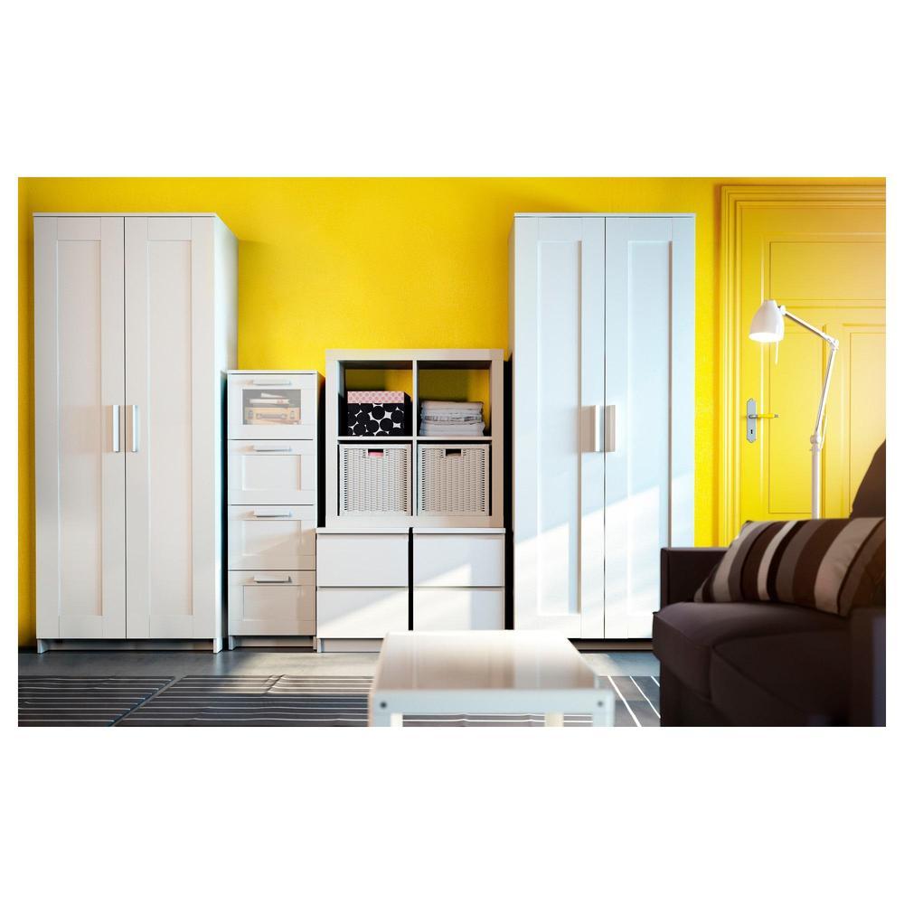 BRIMNES Armadio 2-door - bianco (403.697.79) - recensioni ...
