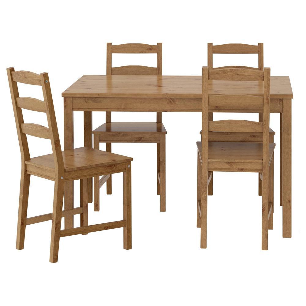 Eettafel En Stoelen Ikea.Yokmokk Tafel En 4 Stoelen 403 714 90 Recensies Prijs Waar