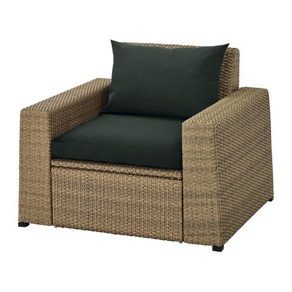 SOLLERÖN garden chair