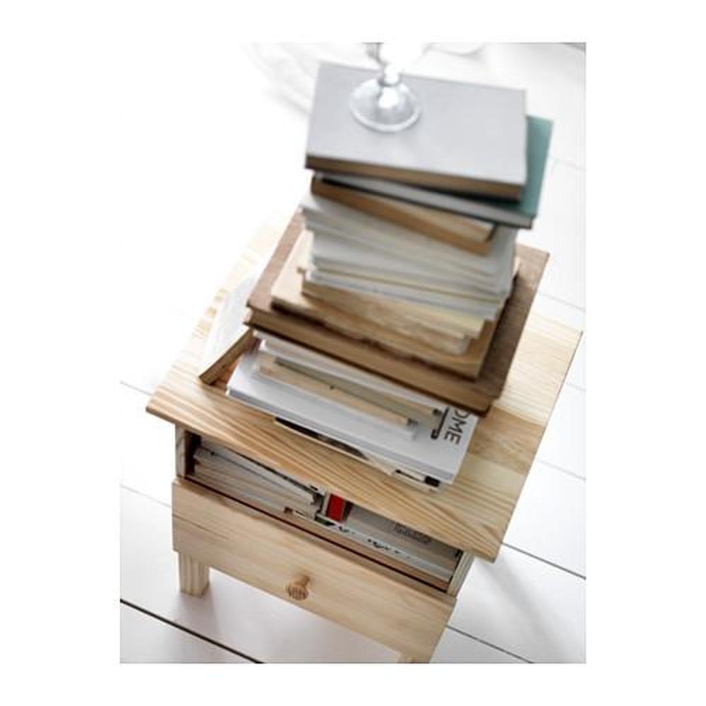 TARVA nattduksbord svart (502.196.09) recensioner, pris
