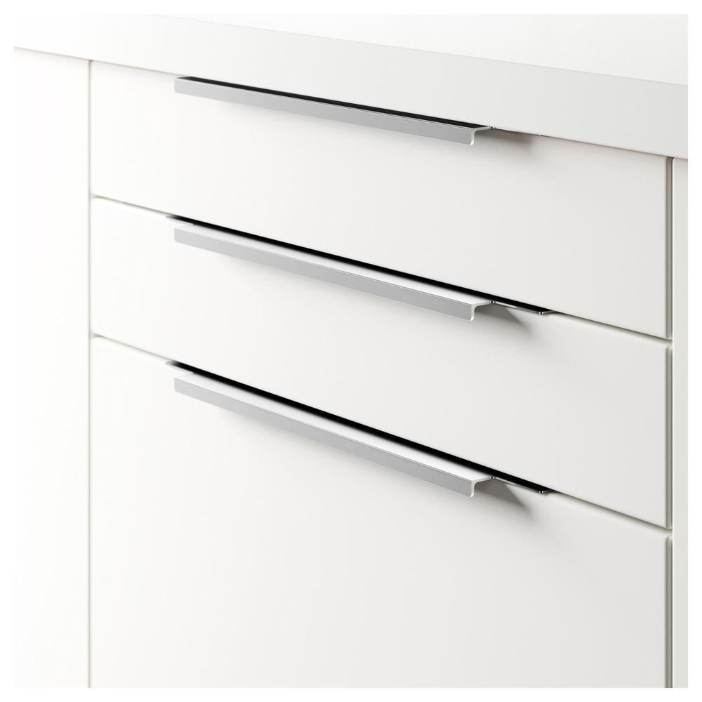 Poignée De Cuisine Ikea poignée blunkett - 395 mm