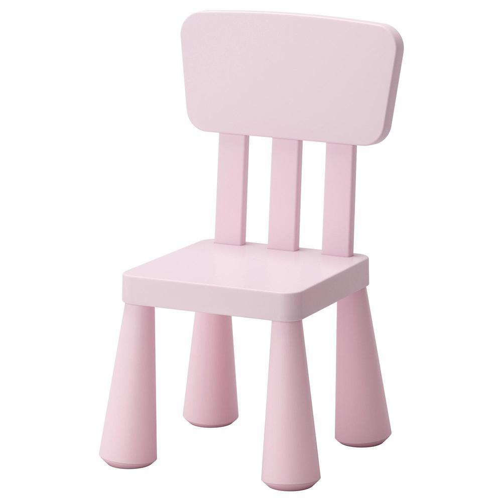 MAMMUT Chaise pour enfant - d / house / street / light pink