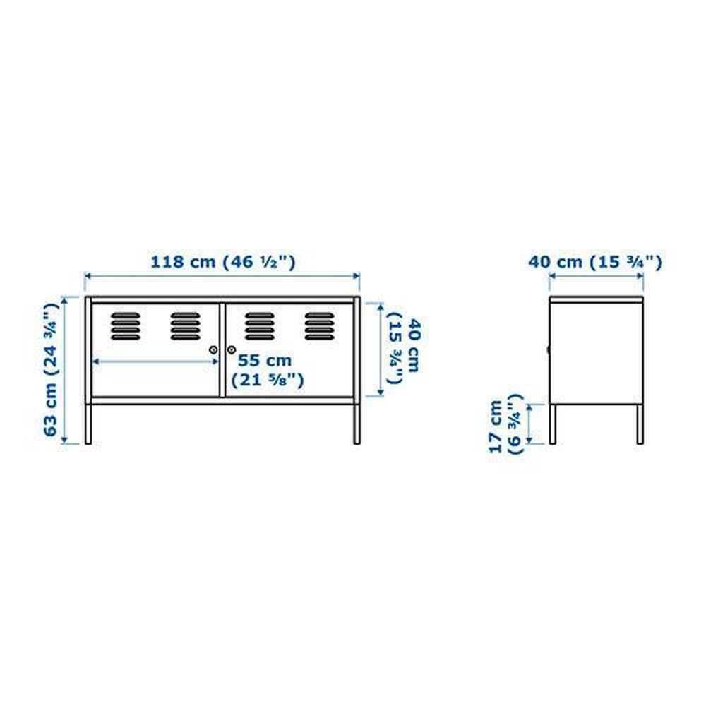 Ikea Ps Kleiderschrank Blau 502 923 17 Bewertungen Preis Wo