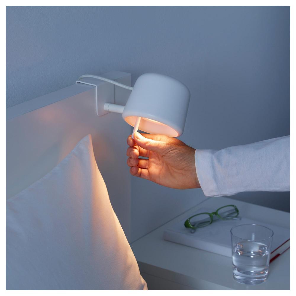 VARV lampe med klemme (503.420.39) omtaler, pris, hvor du