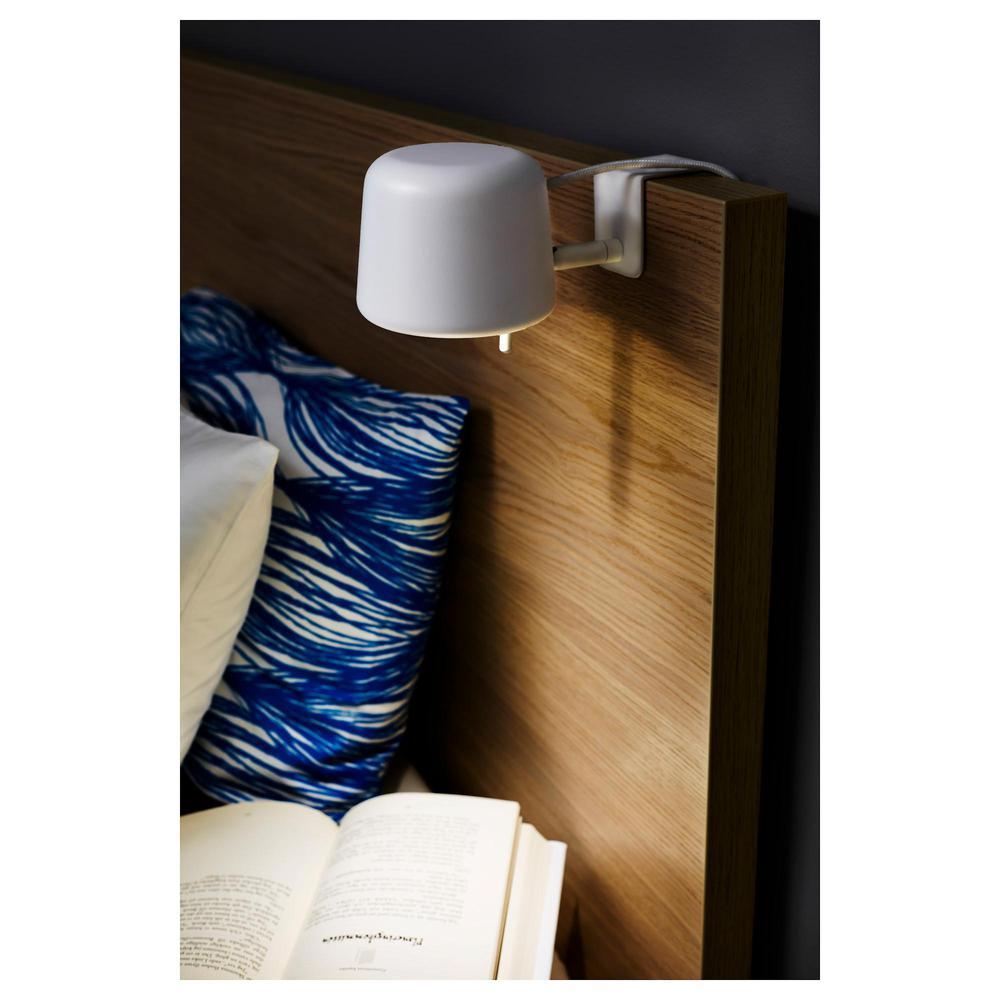 VARV lampe med klemme (503.607.21) omtaler, pris, hvor du