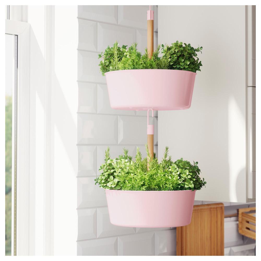 Jardinière À Suspendre Ikea bittergurka planters suspension