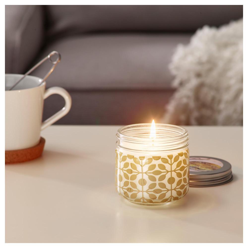 Ikea Kerzen Im Glas frolika aromatische kerze im glas 503 487 67 bewertungen preis