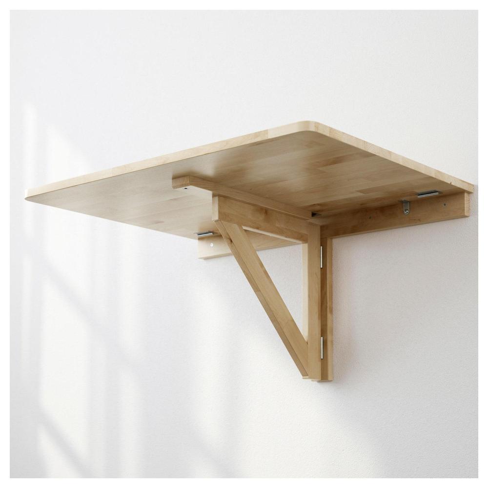Откидной стол, кухонный стол своими руками. Обеденный 83