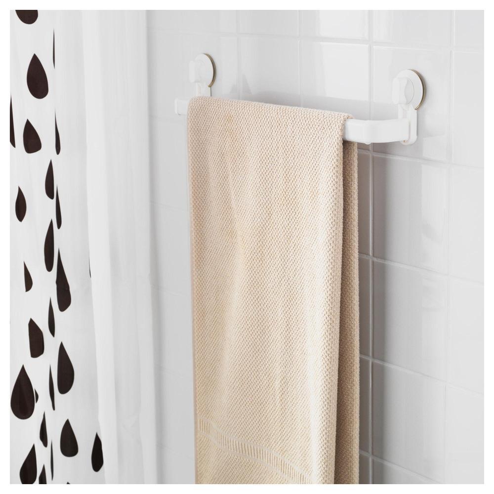 Oppdatert STUGVIK Hanger d / håndklær på sugekoppen (503.690.76 FH-77