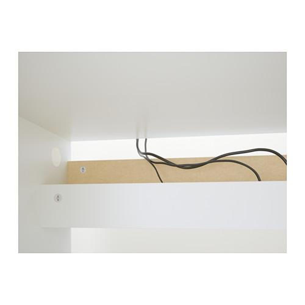 Malm Schreibtisch Weiß 140x65 Cm 602 141 59 Bewertungen
