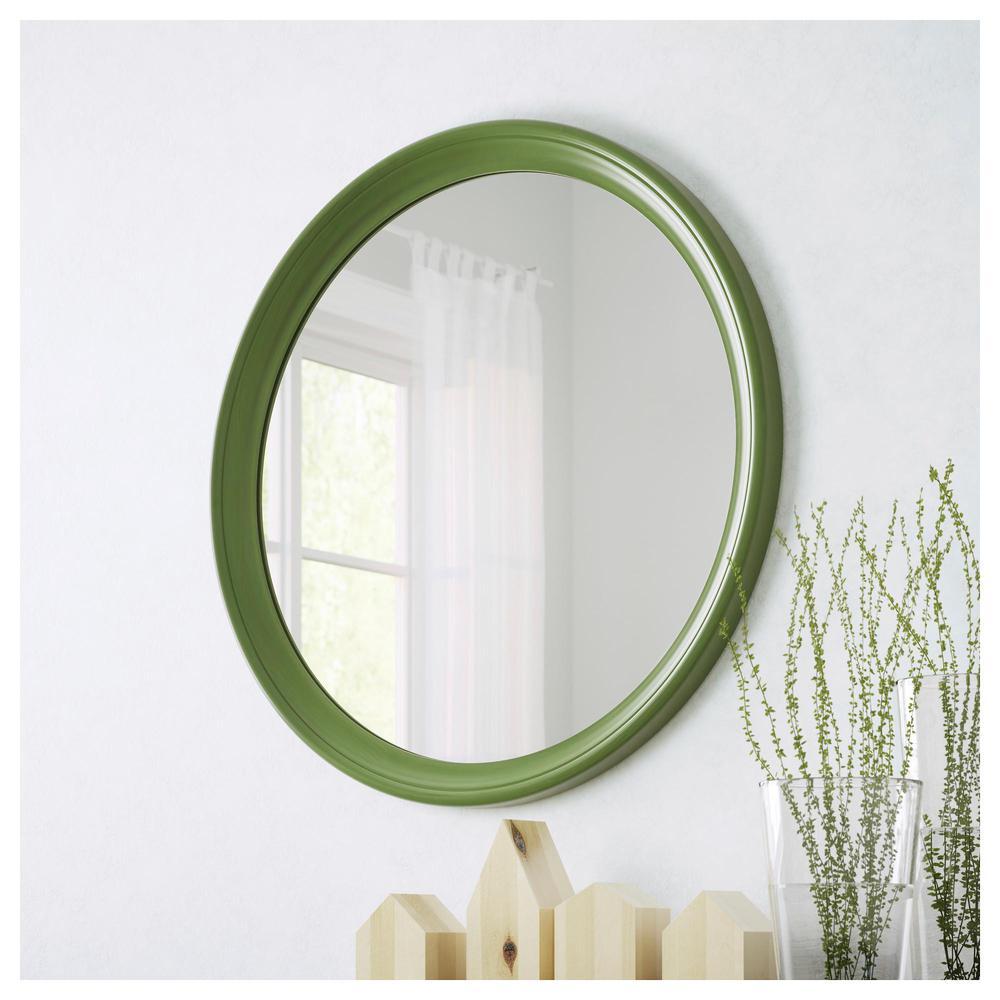 Stabekk miroir vert avis prix o acheter for Ou acheter miroir
