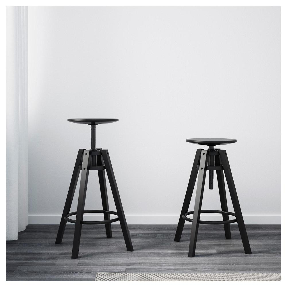 DIY: DALFRED IKEA Bar Stools Makeover | Ikea bar, Ikea diy