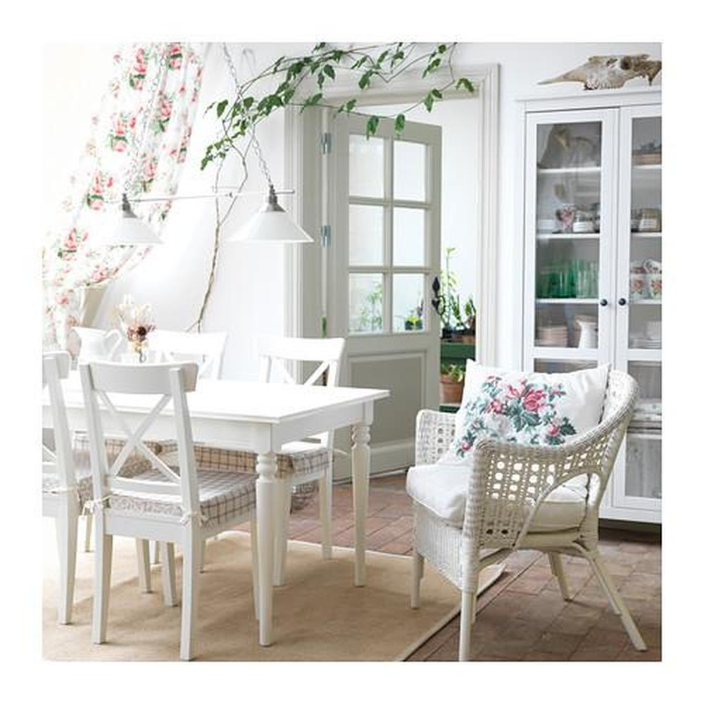 Ingolf Chair White 701 032 50 Reviews Price Where To Buy