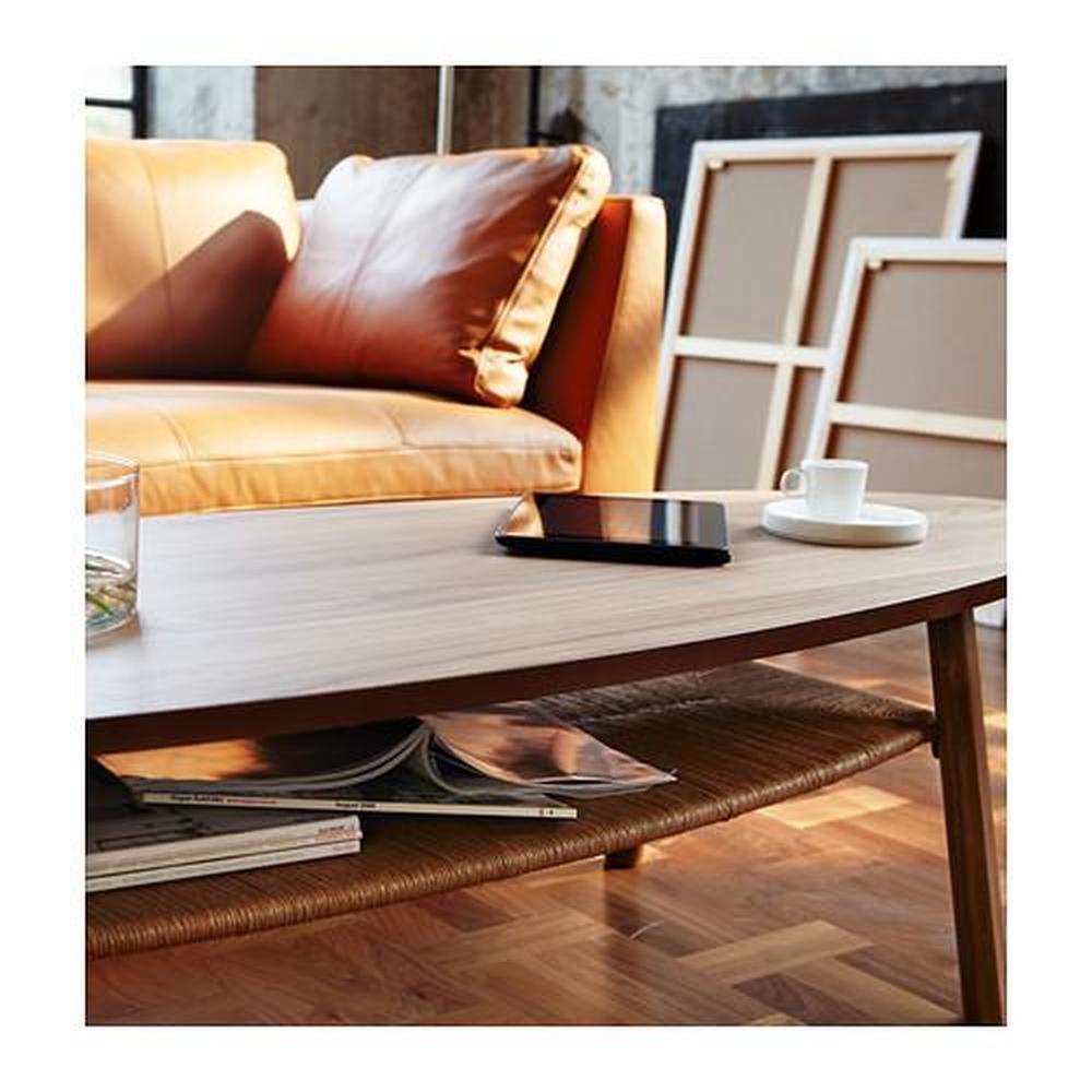 Stockholm Coffee Table Walnut Veneer