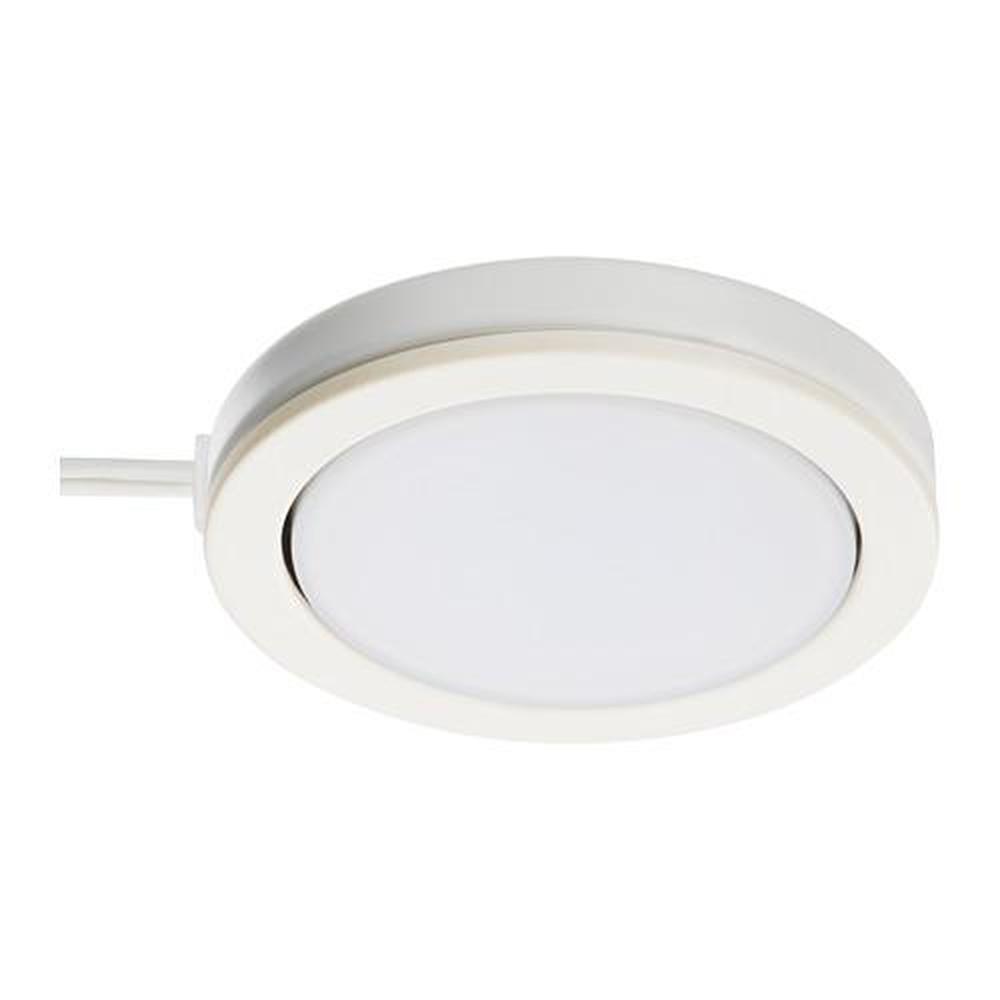 OMLOPP LED spotlight vit