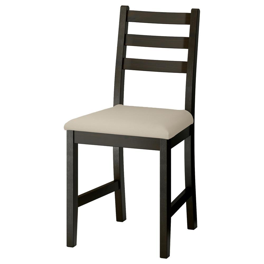 Lerhamn chair recensioni prezzo dove for Sillas de madera ikea