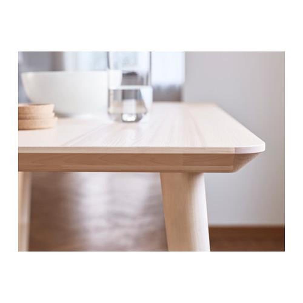 118x50 Basse Frêne Plaqué Lisabo Cm Table GSpqzMVU
