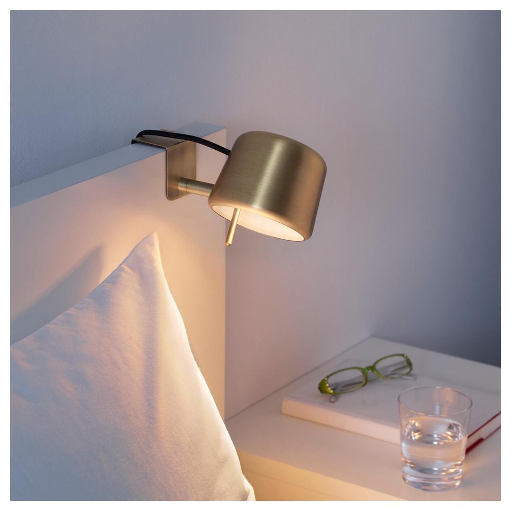 VARV lampe med klemme (703.607.20) omtaler, pris, hvor du