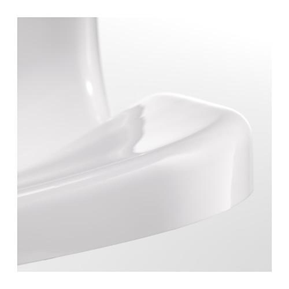 SNILLE arbeidsstol hvit (790.462.60) anmeldelser, pris