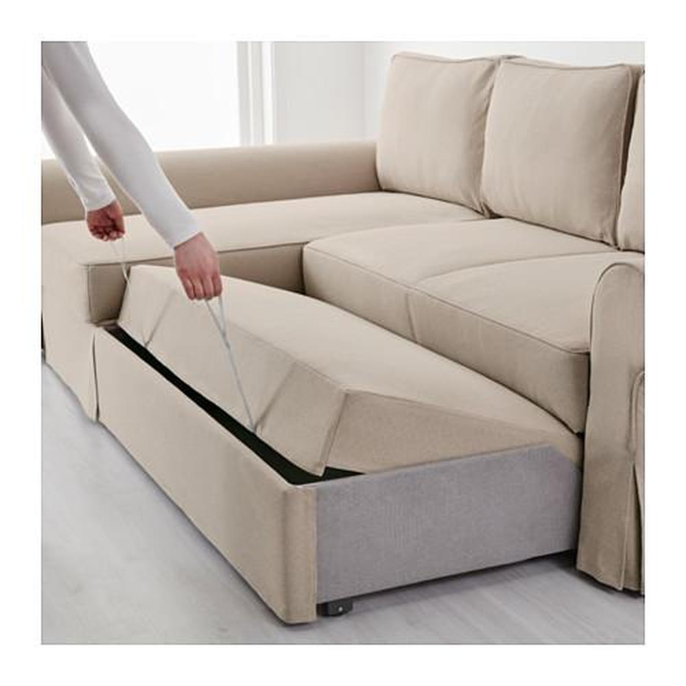 Groovy Backabro Sofa Bed With Chute Hilte Beige 248X71 Cm 791 336 Uwap Interior Chair Design Uwaporg