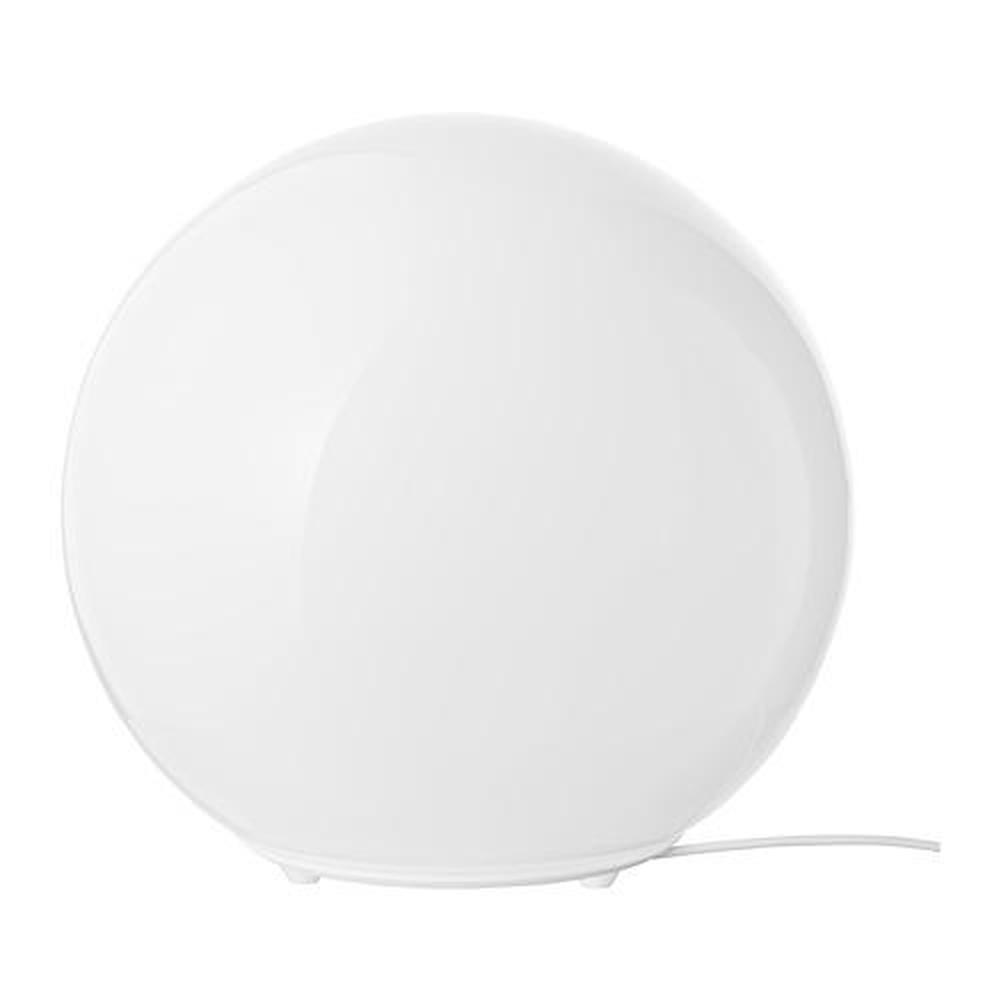 Lámpara de mesa blanca IKEA PS 2017 (603.496.10) opiniones