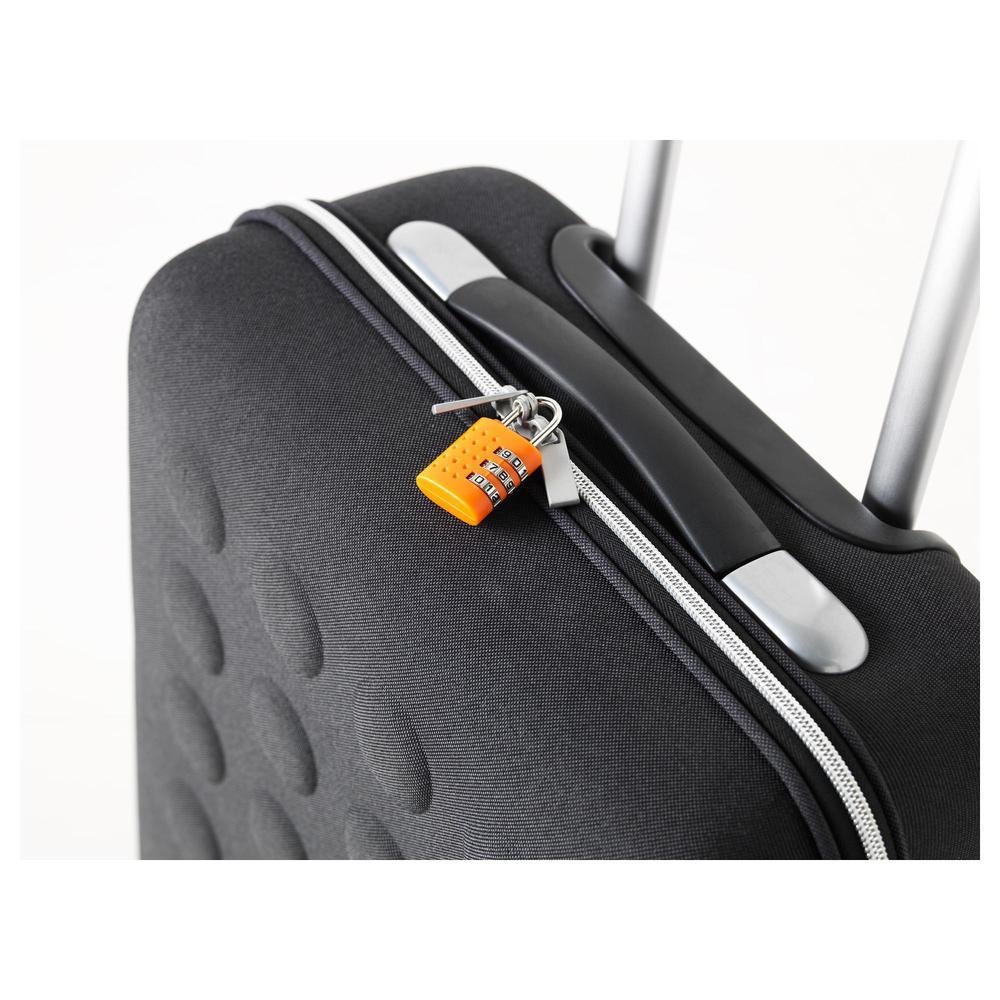 Uptekka Travel Bag On Wheels