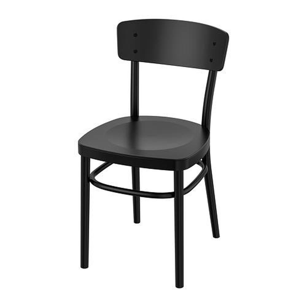 IDOLF stol black (802.251.66) anmeldelser, pris, hvor du