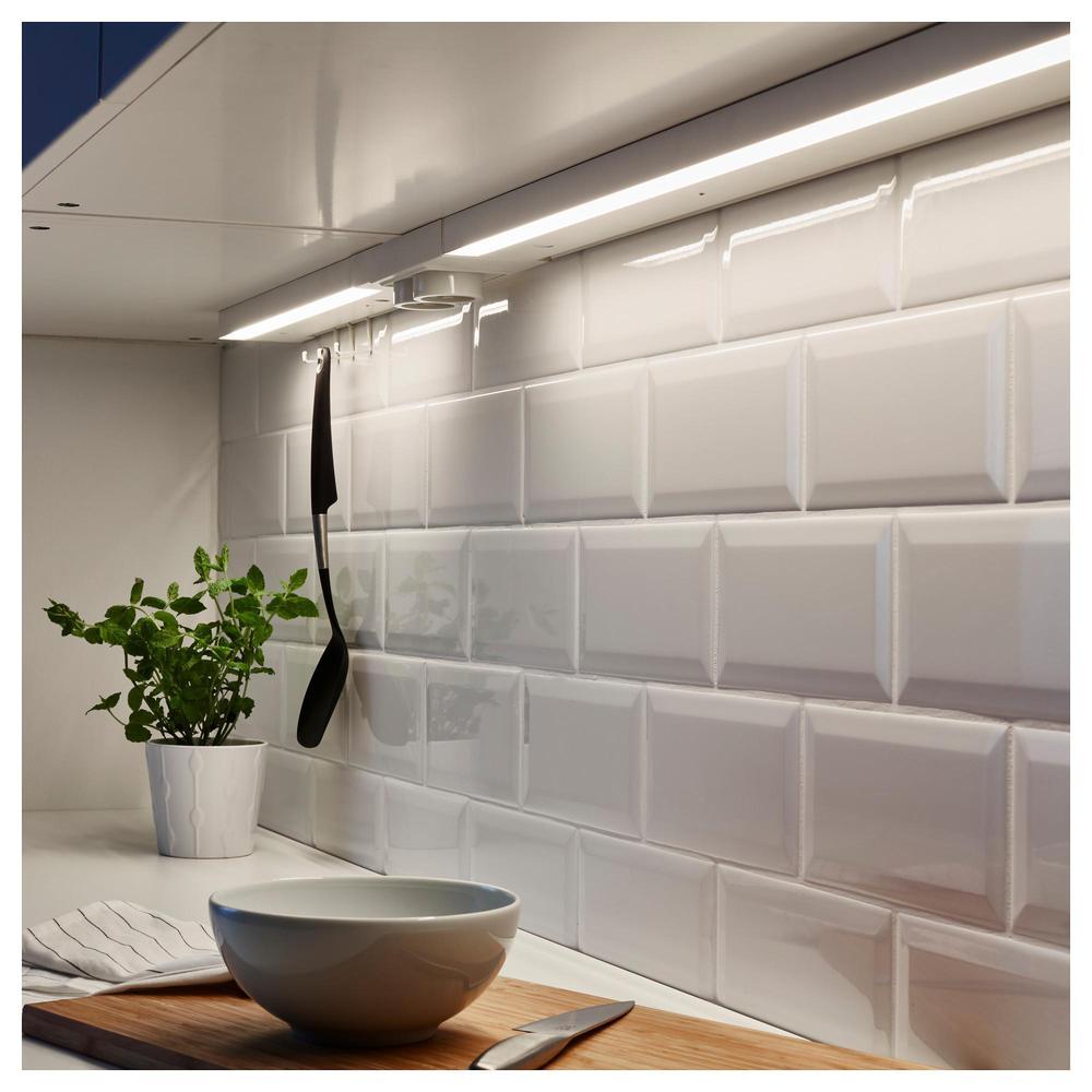 LED bakgrundsbelysning vit, 80 cm