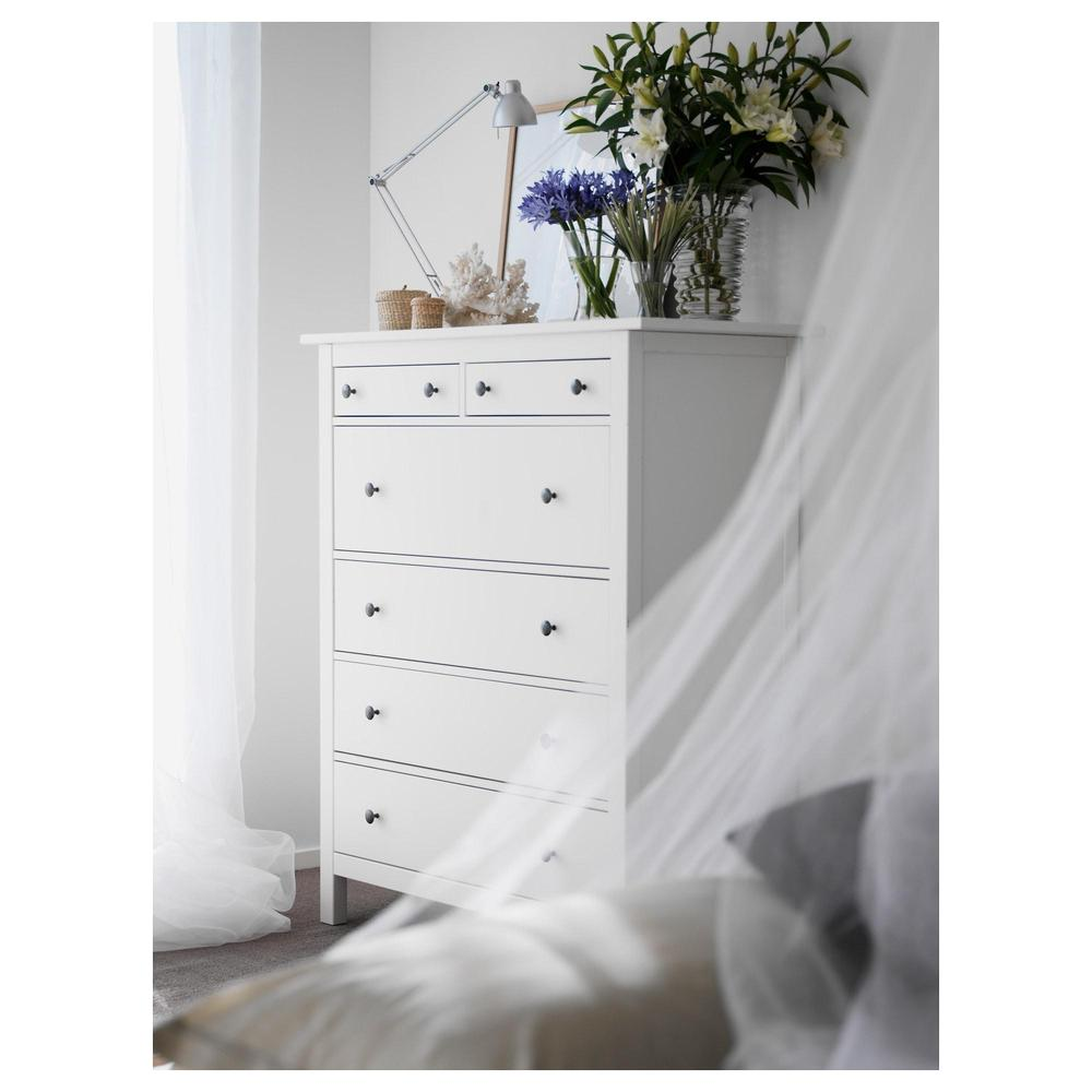 Hemnes Chest Of Drawers With 6