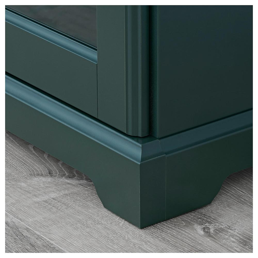 Liatorp Sideboard Dark Olive Green 804 181 60 Reviews Price Where To Buy