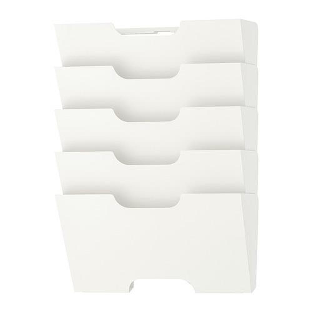 Kvissle Magazine Rack White 901 980 30 Reviews Price