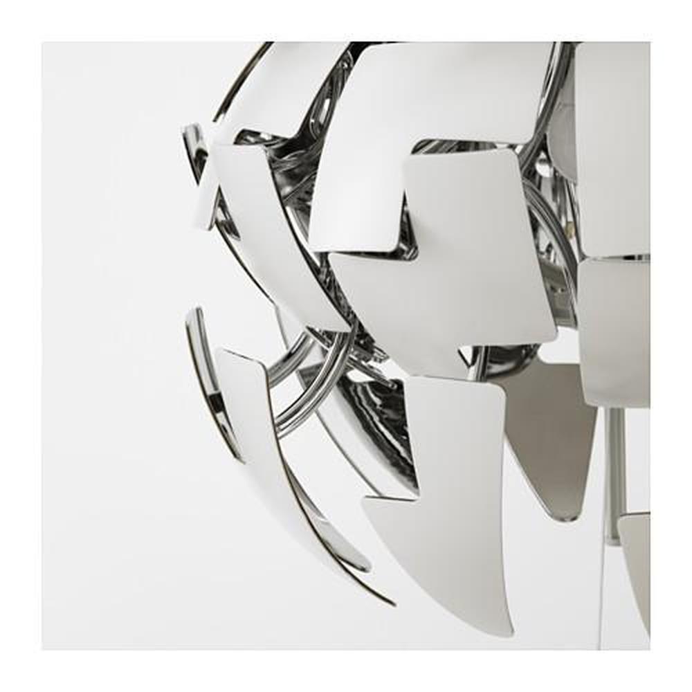 ikea ps 2014 suspension - blanc / argenté (903.114.94) - avis, prix