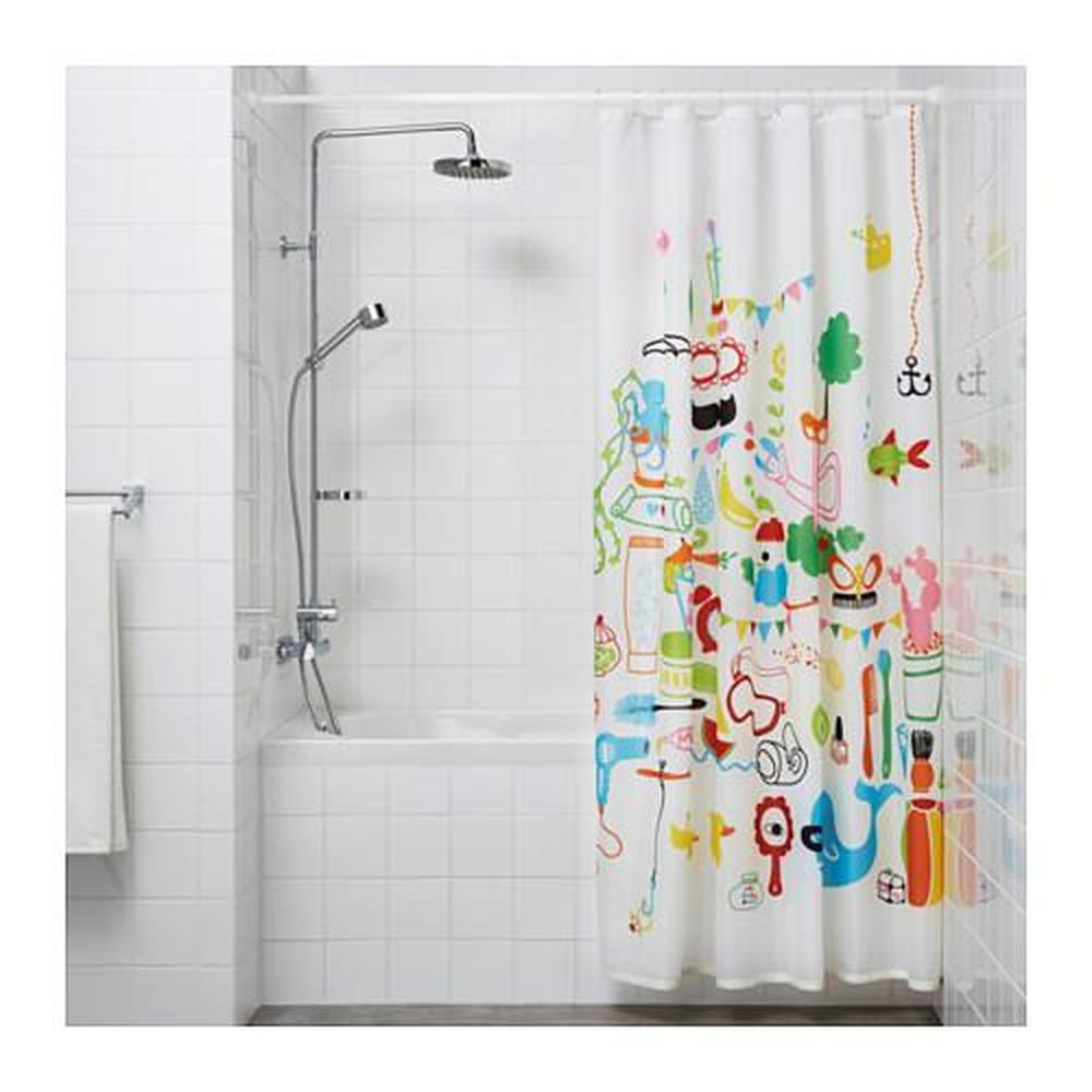 Ikea Tringle Rideau Sans Percer tringle à rideau botaren blanche