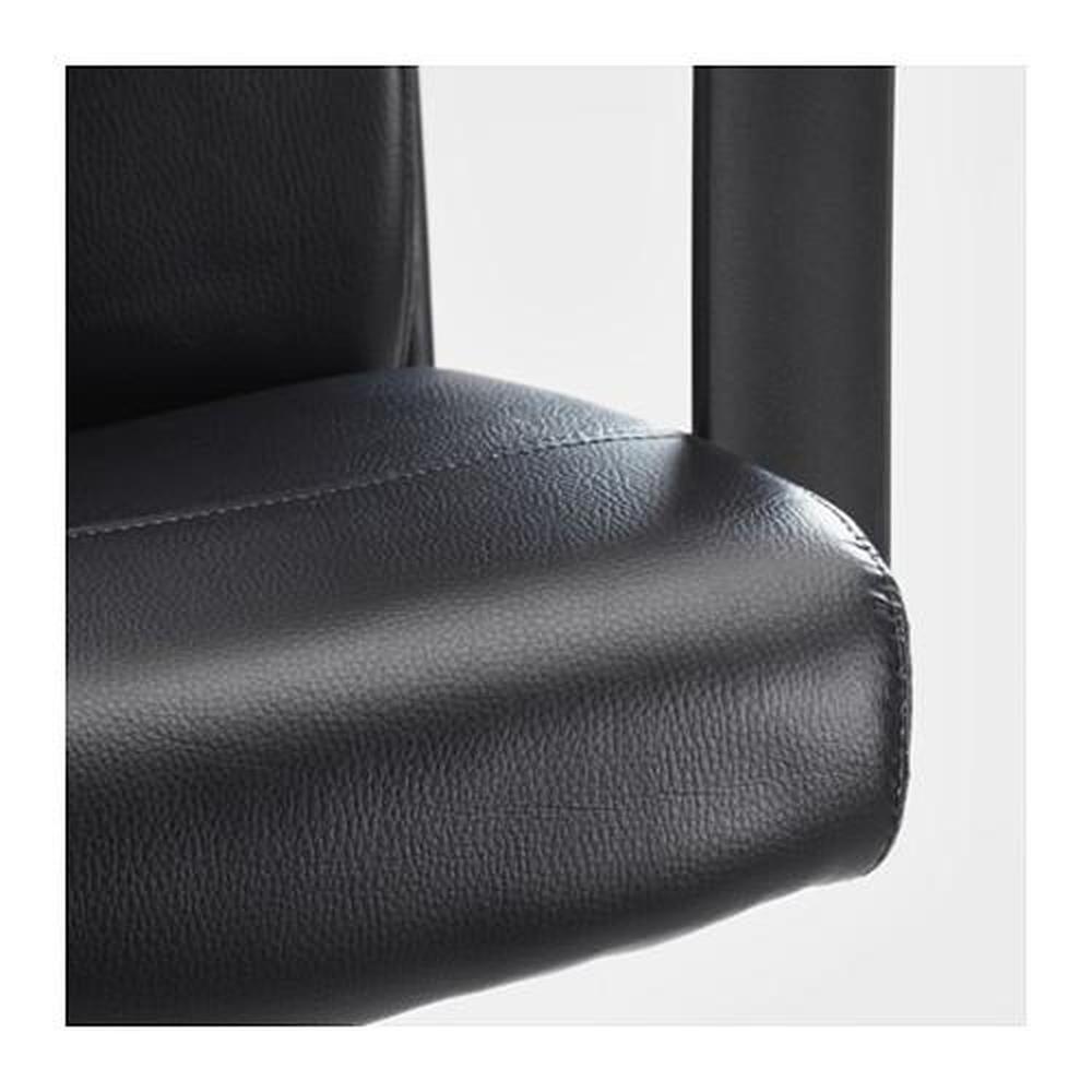 Sensational Millberget Work Chair Bumstad Black 903 394 12 Reviews Frankydiablos Diy Chair Ideas Frankydiabloscom